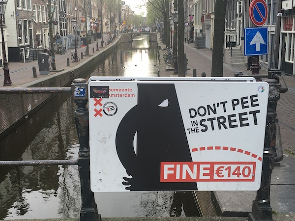 Don't come to Amsterdam: nuisance visitors told to go elsewhere -  DutchNews.nl