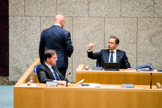 Amsterdam Mayor And Minister Exchanged Whatsapps Over Anti