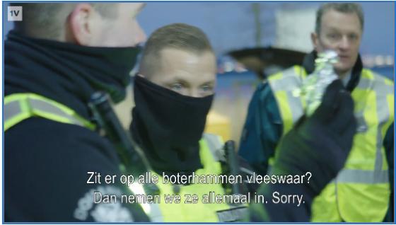 Brexit: Driver's 'illegal' ham sandwiches seized at Dutch border under European Union rules