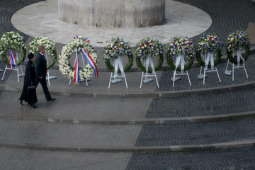 The Netherlands remembers its war dead with poetry and personal stories