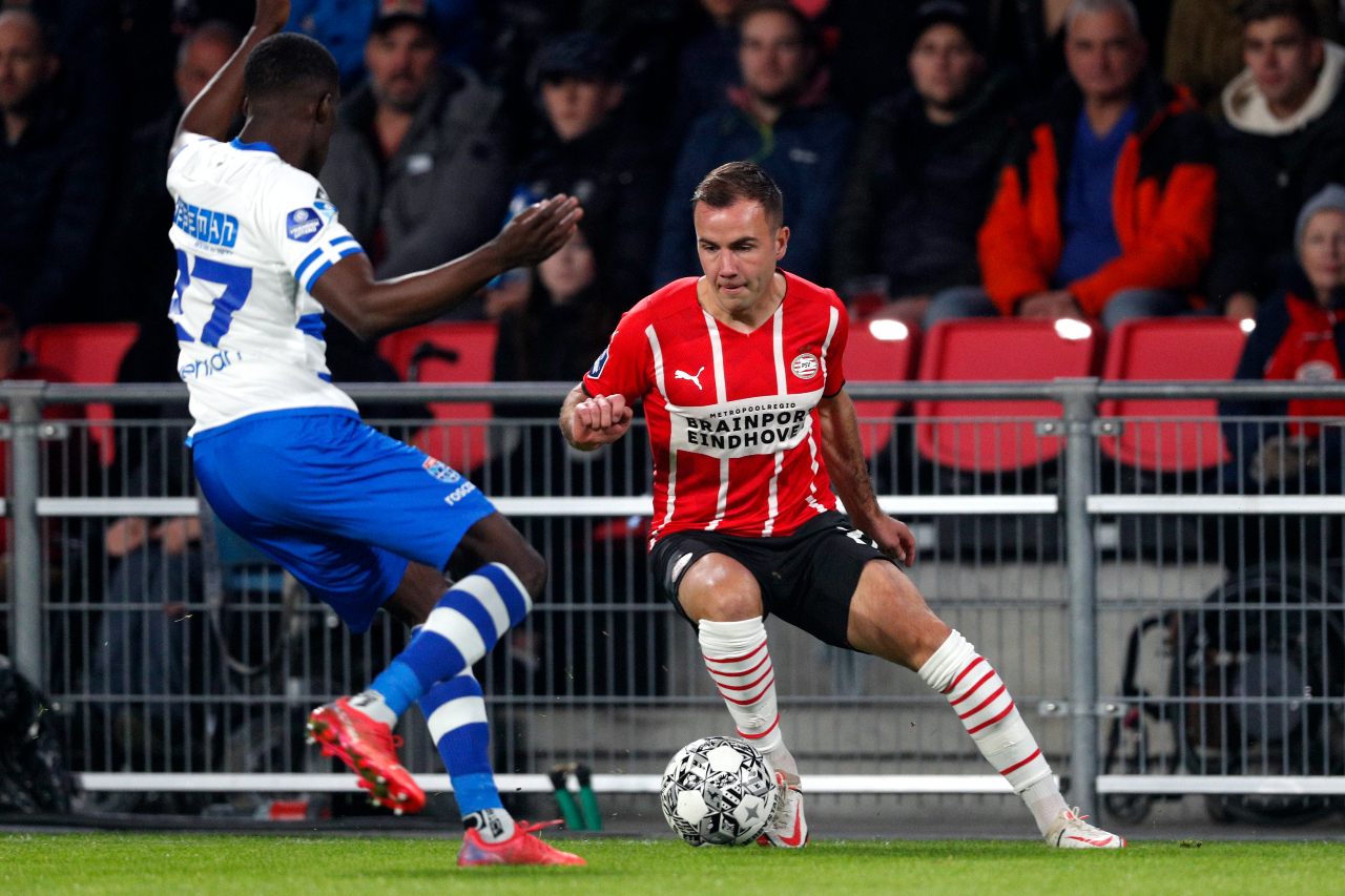 PSV leave it late against PEC to stay in touch with Ajax ahead of showdown - DutchNews.nl